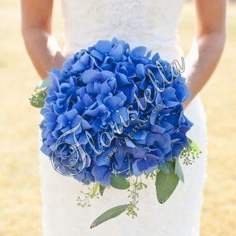 Гортензия в букете - Тенденции цветочной моды - Цветочный домик Флористелла