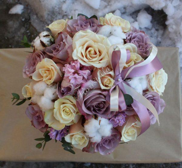 Цветы от цветочного домика floristella