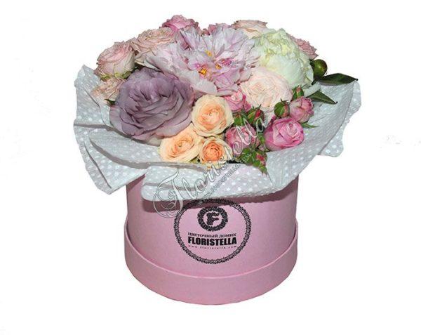 Цветы в шляпных коробках - Тенденции цветочной моды - Цветочный домик Флористелла