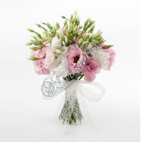 Эустома в букете - Тенденции цветочной моды - Цветочный домик Флористелла